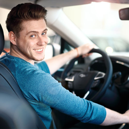 IDEAL CARS FOR YOUNG DRIVERS