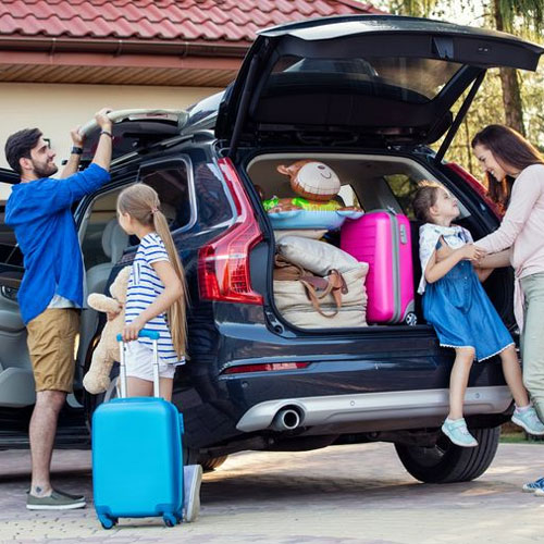 OPT FOR A FAMILY CAR